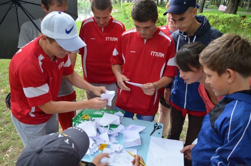 Интерактивная игра «Перезагрузка» собрала молодёжь в Советском районе Гомеля, фото-2