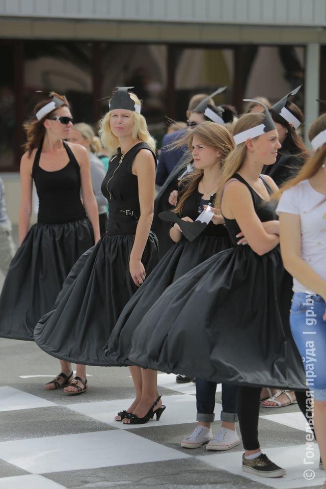 День молодежи в Новобелицком и Центральном районе Гомеля (фото) - фото 6
