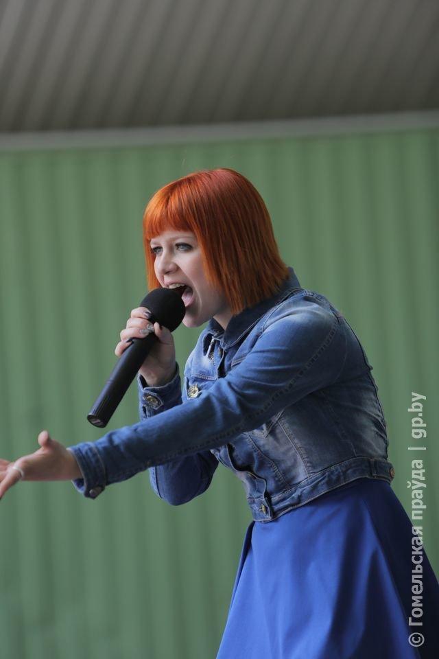 День молодежи в Новобелицком и Центральном районе Гомеля (фото) - фото 1
