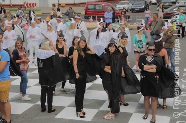 День молодежи в Новобелицком и Центральном районе Гомеля (фото) - фото 3