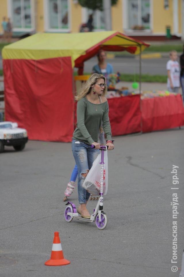 День молодежи в Новобелицком и Центральном районе Гомеля (фото) - фото 7
