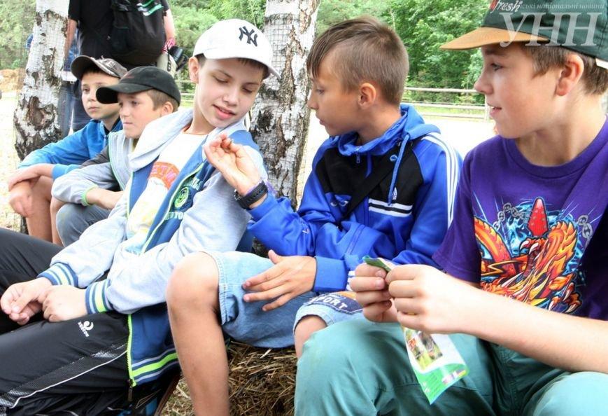 «Еврокемп - Межигір'я» – відкрив двері дітям, ФОТО (фото) - фото 1