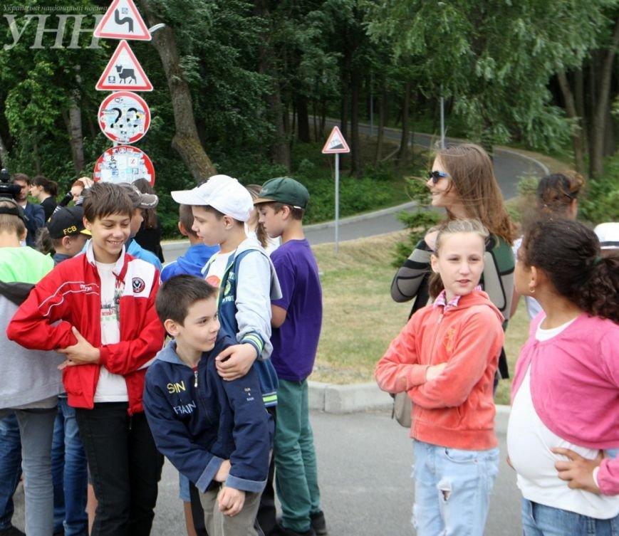 «Еврокемп - Межигір'я» – відкрив двері дітям, ФОТО (фото) - фото 8
