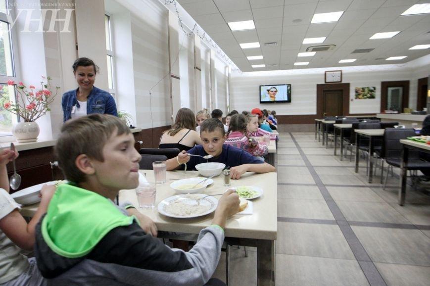 «Еврокемп - Межигір'я» – відкрив двері дітям, ФОТО (фото) - фото 2