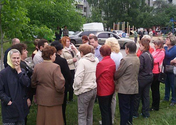 «Не віддамо наші майданчики»: У Львові назріває черговий будівельний скандал (фото) - фото 1