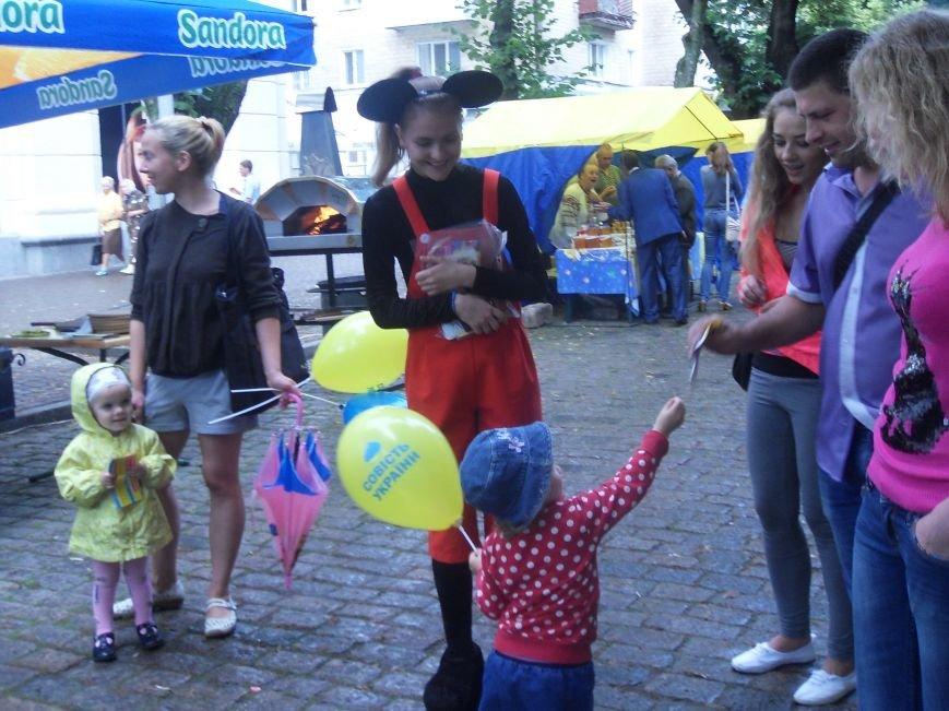 Як у Полтаві відсвяткували День Конституції та День молоді. Фото (фото) - фото 2