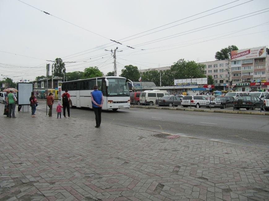 «Крымавтотранс» устроил проверки: На выезде из автостанций будут караулить автобусы, подбирающие пассажиров (ФОТО), фото-1