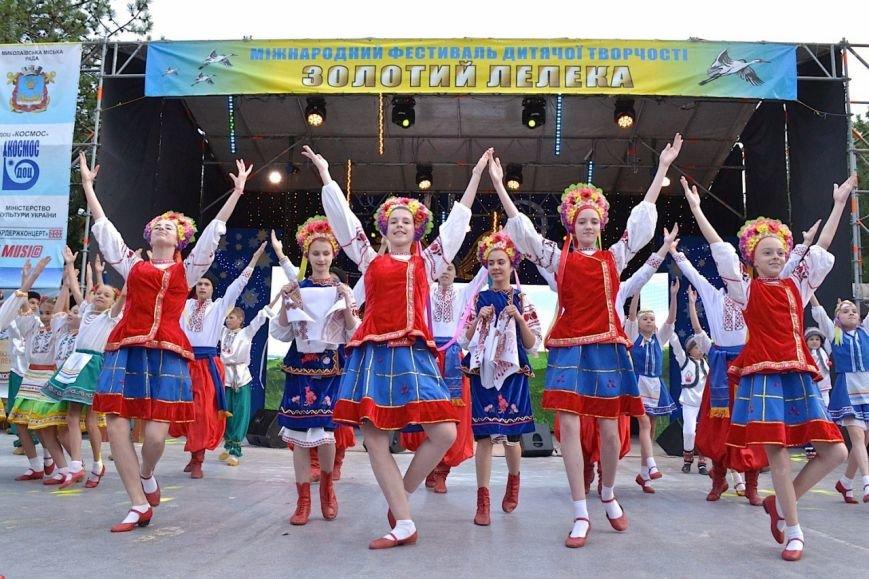 Николаевский фестиваль «Золотий лелека» зажжет новые звезды (ФОТО) (фото) - фото 4
