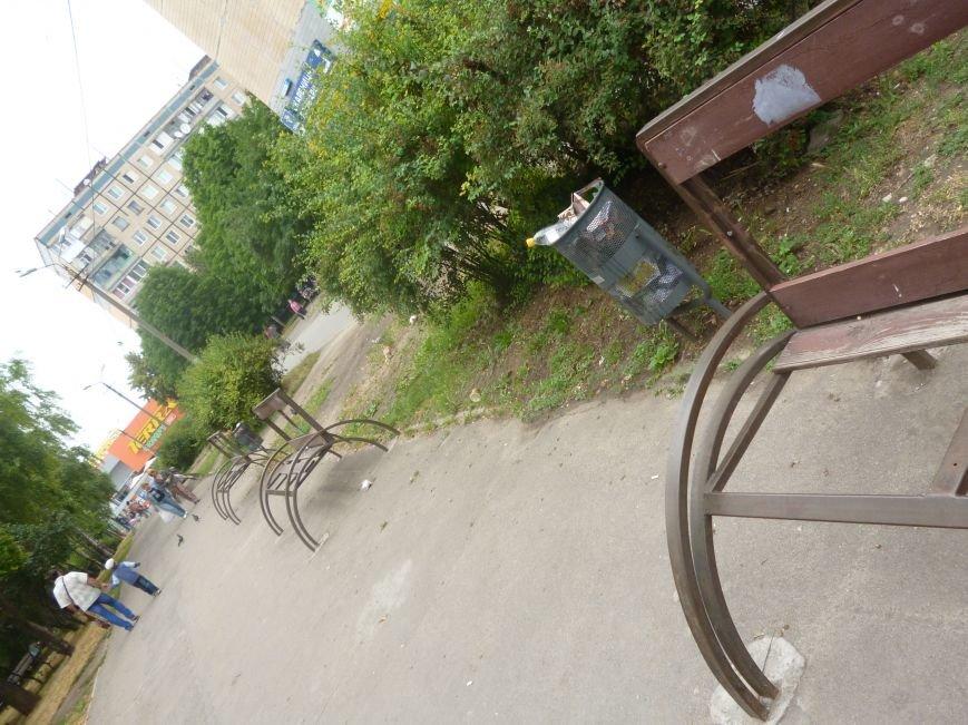 Что остается после отдыха криворожан в парках и скверах? (ФОТО) (фото) - фото 4