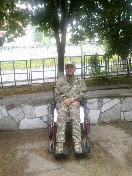 Кременчугский Герой АТО Альпинист возвращается домой - поправляться (ФОТО) (фото) - фото 1