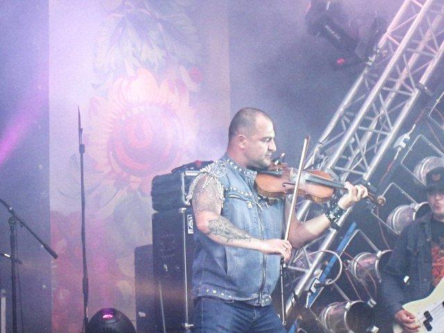День молоді у Полтаві відзначили грандіозним концертом (фото) - фото 1