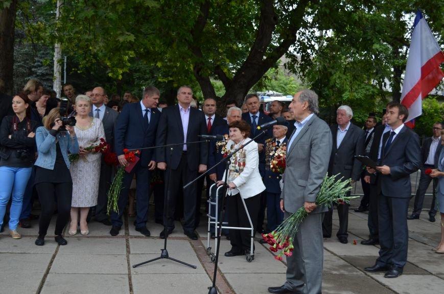 В Симферополе почтили память партизан и подпольщиков, погибших в годы войны (ФОТО), фото-3