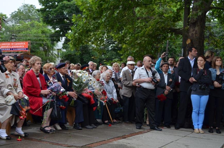 В Симферополе почтили память партизан и подпольщиков, погибших в годы войны (ФОТО), фото-6