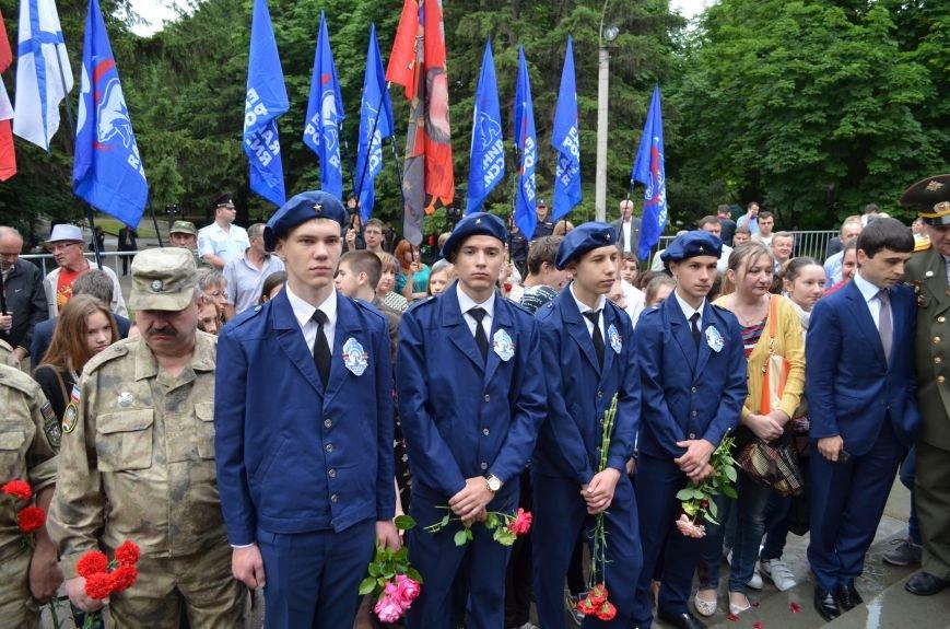 В Симферополе почтили память партизан и подпольщиков, погибших в годы войны (ФОТО), фото-5