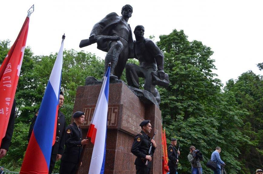 В Симферополе почтили память партизан и подпольщиков, погибших в годы войны (ФОТО), фото-8