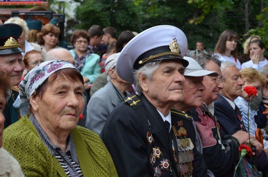 В Симферополе почтили память партизан и подпольщиков, погибших в годы войны (ФОТО), фото-2