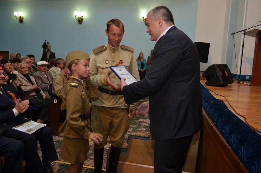 Аксенов пообещал сделать все возможное, чтобы крымским ветеранам жилось комфортно (ФОТО), фото-11