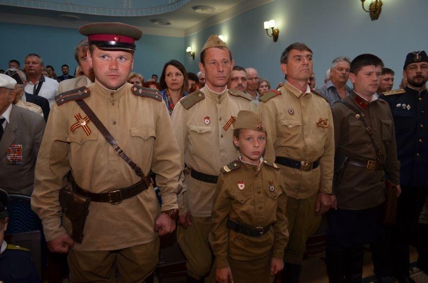 Аксенов пообещал сделать все возможное, чтобы крымским ветеранам жилось комфортно (ФОТО), фото-4