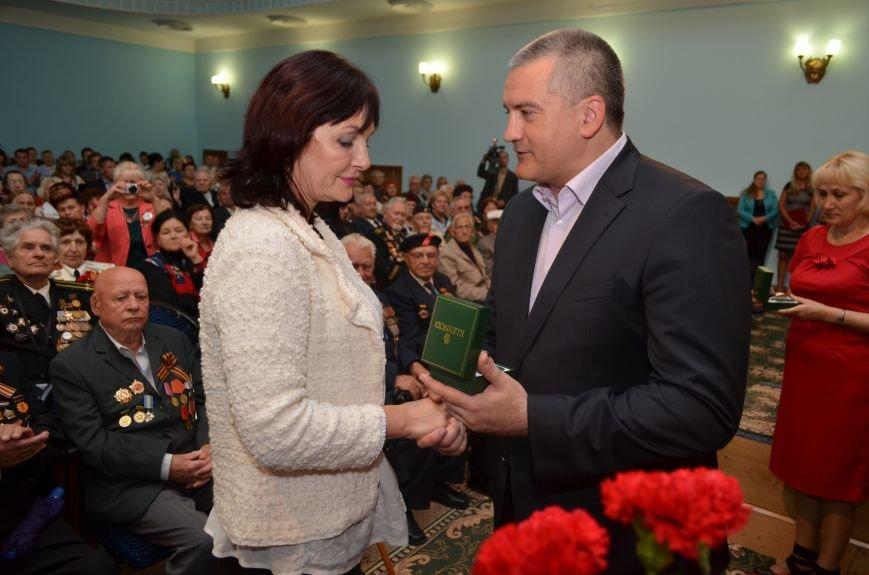 Аксенов пообещал сделать все возможное, чтобы крымским ветеранам жилось комфортно (ФОТО), фото-10