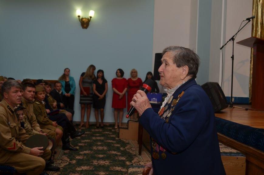 Аксенов пообещал сделать все возможное, чтобы крымским ветеранам жилось комфортно (ФОТО), фото-6