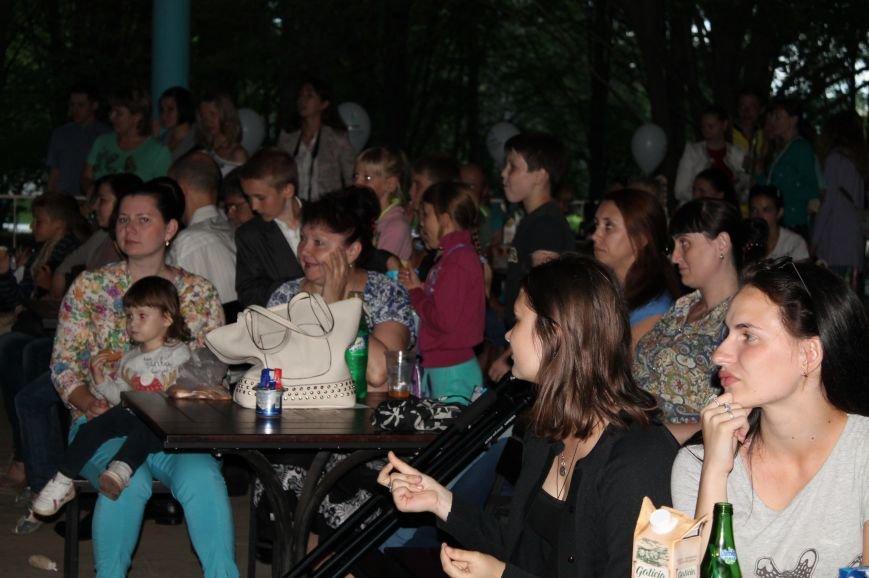Артемовск душой молодой (фото) - фото 8