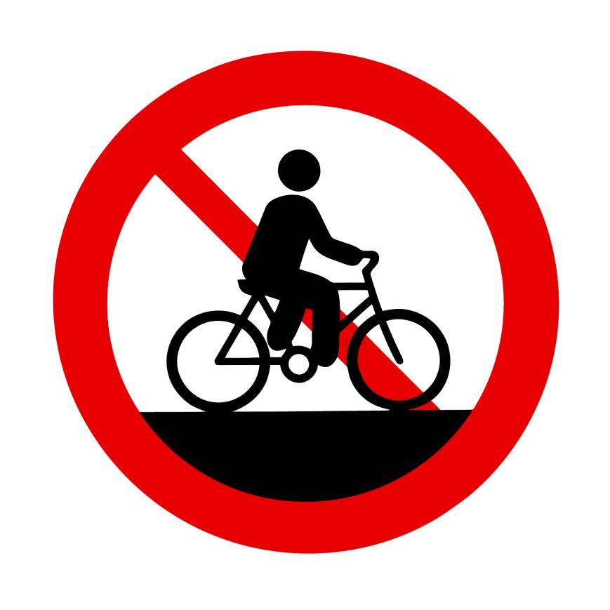 no cycling sign_90673015_0
