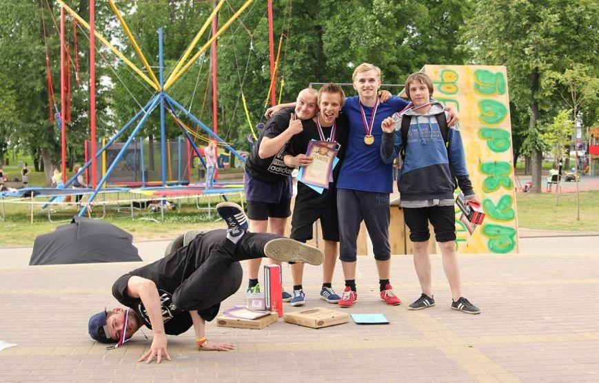 Как прошел День молодежи в Пскове (фото) - фото 1