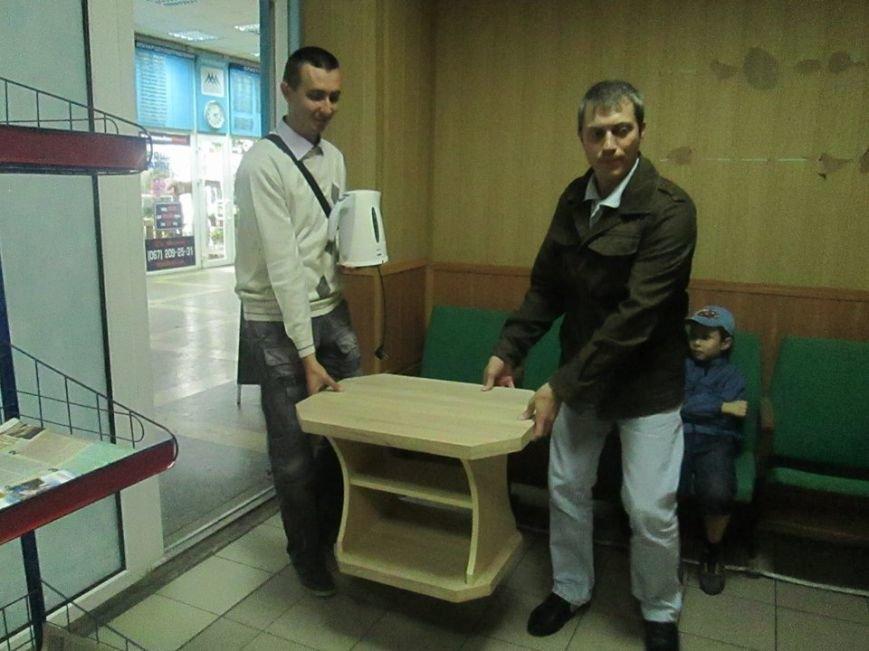 На николаевских вокзалах заработают комнаты отдыха для бойцов АТО (ФОТО), фото-3