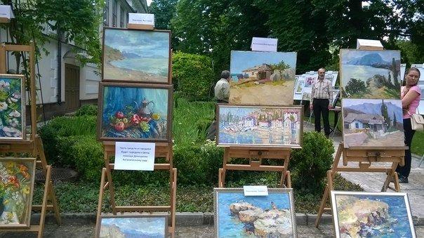 В Симферополе собрали более 21 тыс.рублей в помощь Донецкому ботаническому саду (ФОТО) (фото) - фото 4