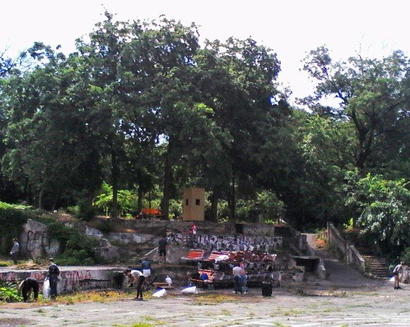 В заброшенном одесском «Зеленом театре» появится детсая площадка и wi-fi (ФОТО) (фото) - фото 6