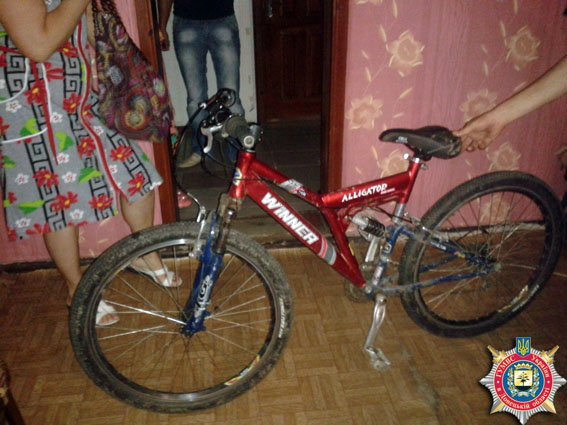 Красноармейские правоохранители задержали серийного похитителя велосипедов (фото) - фото 1