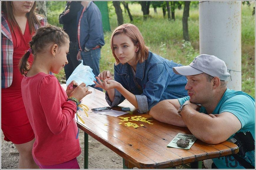 В Запорожье на Великом Лугу провели детский мини-фестиваль «Круг друзей» (ФОТОРЕПОРТАЖ) (фото) - фото 4