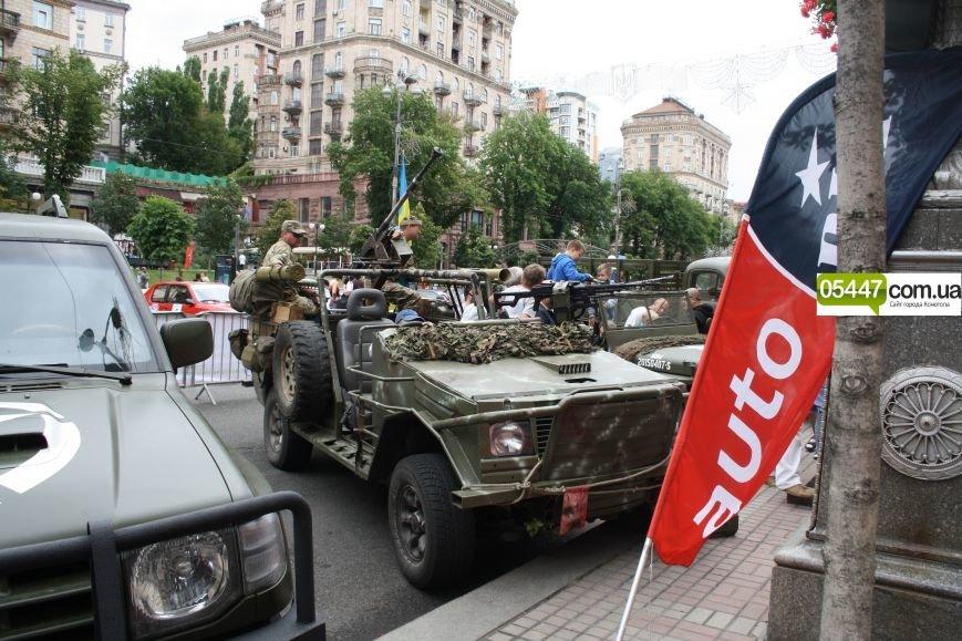Пам'ятний знак героям Конотопської битви розпочав подорож Україною(ФОТО), фото-4