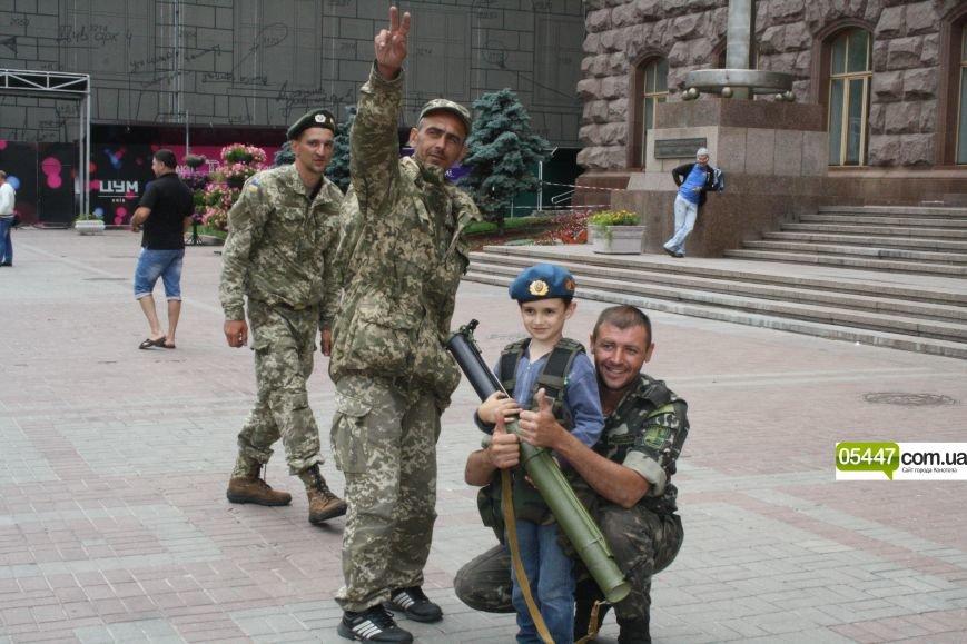Пам'ятний знак героям Конотопської битви розпочав подорож Україною(ФОТО), фото-11
