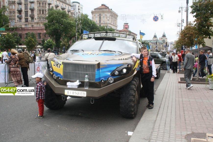 Пам'ятний знак героям Конотопської битви розпочав подорож Україною(ФОТО), фото-7