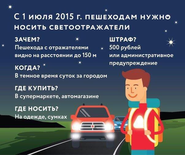 Правила Дорожного Движения с 1 июня претерпят изменения (фото) - фото 1