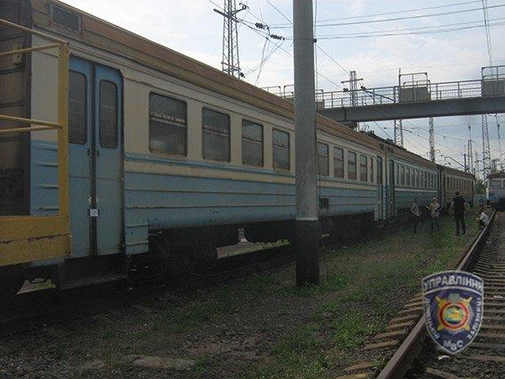 Со станции Славянска продолжают уносить железнодорожное оборудование (фото) - фото 1