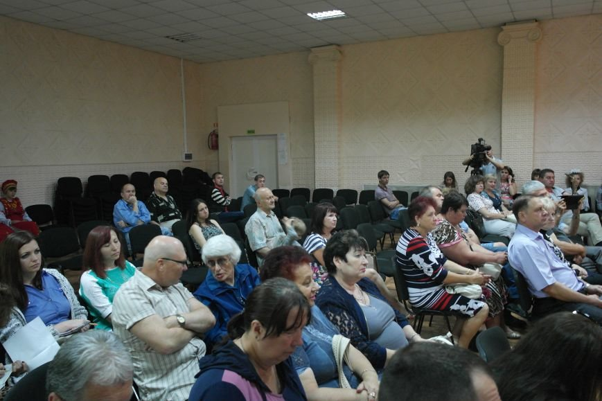 Красноармейск встретил польскую делегацию хлебом и солью, фото-8