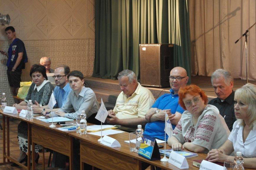 Красноармейск встретил польскую делегацию хлебом и солью, фото-11