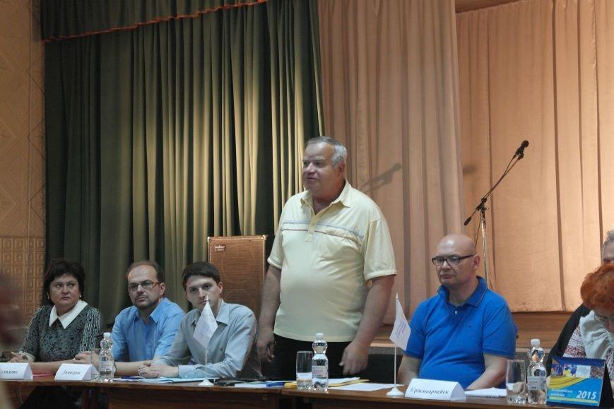 Красноармейск встретил польскую делегацию хлебом и солью, фото-7