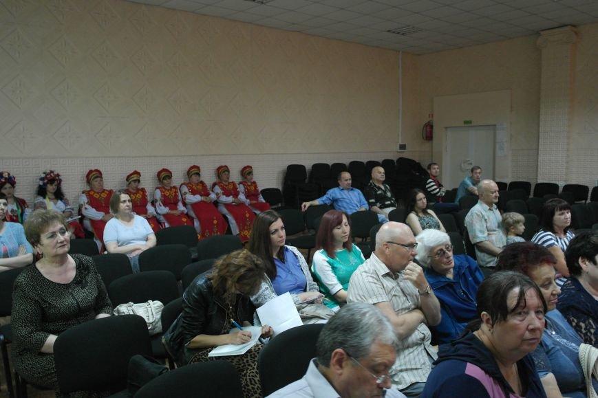 Красноармейск встретил польскую делегацию хлебом и солью, фото-9