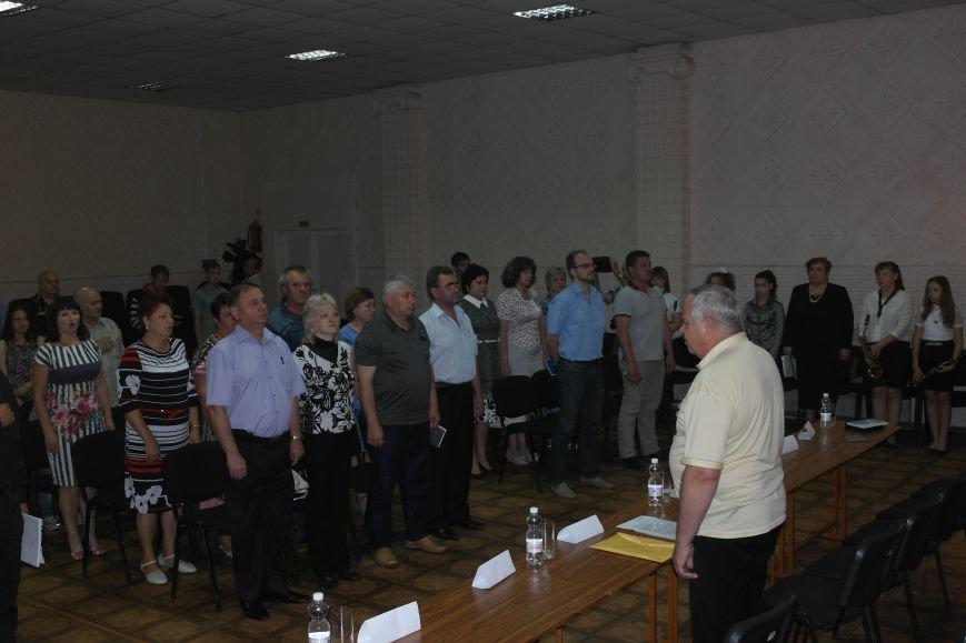 Красноармейск встретил польскую делегацию хлебом и солью, фото-2