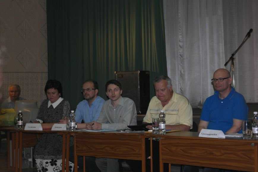 Красноармейск встретил польскую делегацию хлебом и солью, фото-5