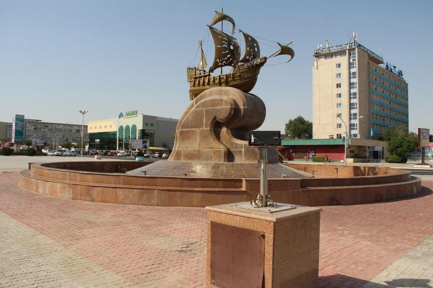 Ситуация с «Бесхозным» фонтаном в Актау, фото-3