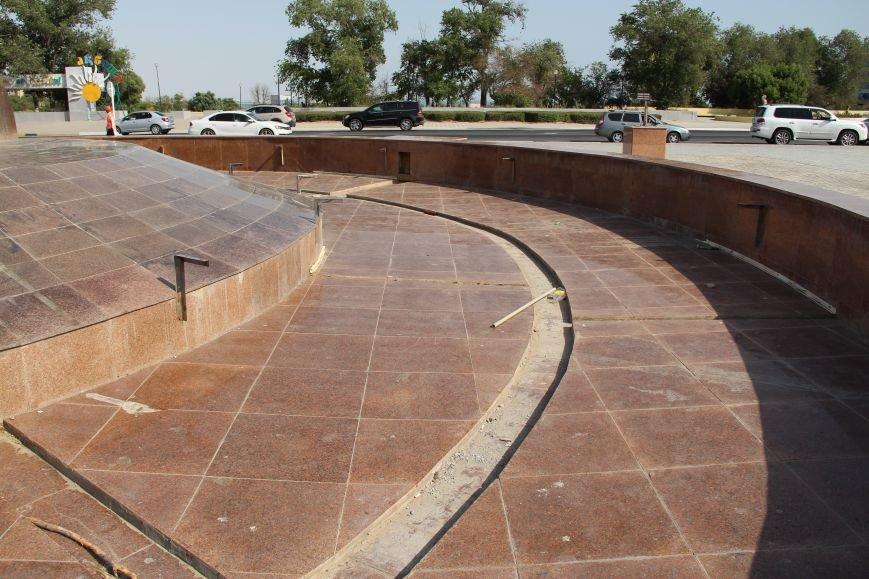Ситуация с «Бесхозным» фонтаном в Актау, фото-1