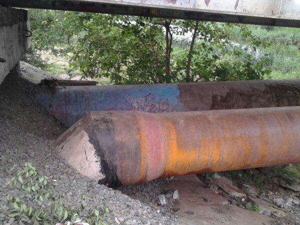 В Кривом Роге закончился ремонт моста (ФОТО), фото-2