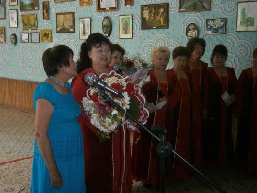 В Димитрове прошла дебютная выставка изостудии «Акварель» (фото) - фото 5