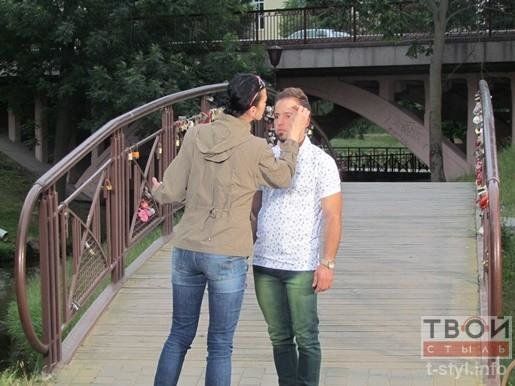Фотофакт: певец из Ирака снимает клип в парке Жилибера (фото) - фото 2