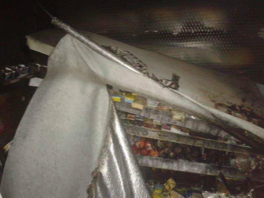 У Житомирі в продуктовому магазині загорівся холодильник, фото-2