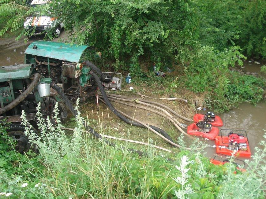 В Запорожье власти обещают восстановить дождевой коллектор на Скальной (ФОТО) (фото) - фото 2